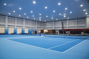 ARDOR Tennis stage